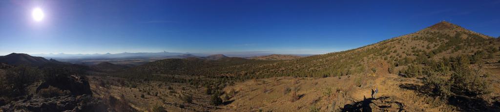 Creson Viewpoint panorama