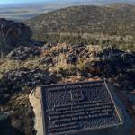 Austin Creson monument