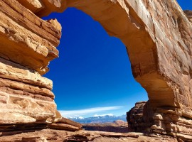 Jeep Arch