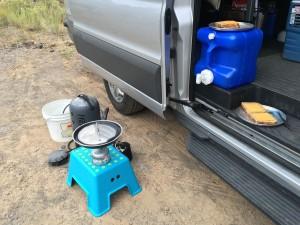 Update: Ford Transit Camper Van - Beyond