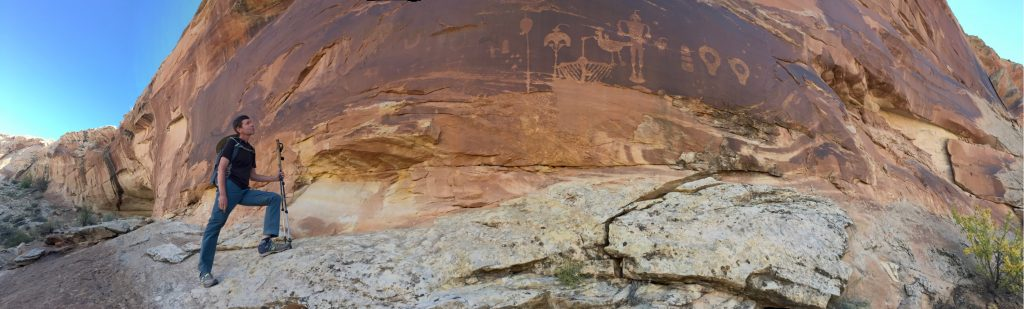 Wolfman Panel along the Comb Ridge